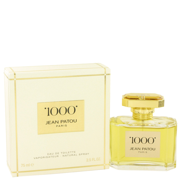 1000 Perfume by Jean Patou EDT 75ml