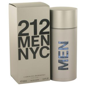 212 Cologne by Carolina Herrera EDT (New Packaging) 100ml