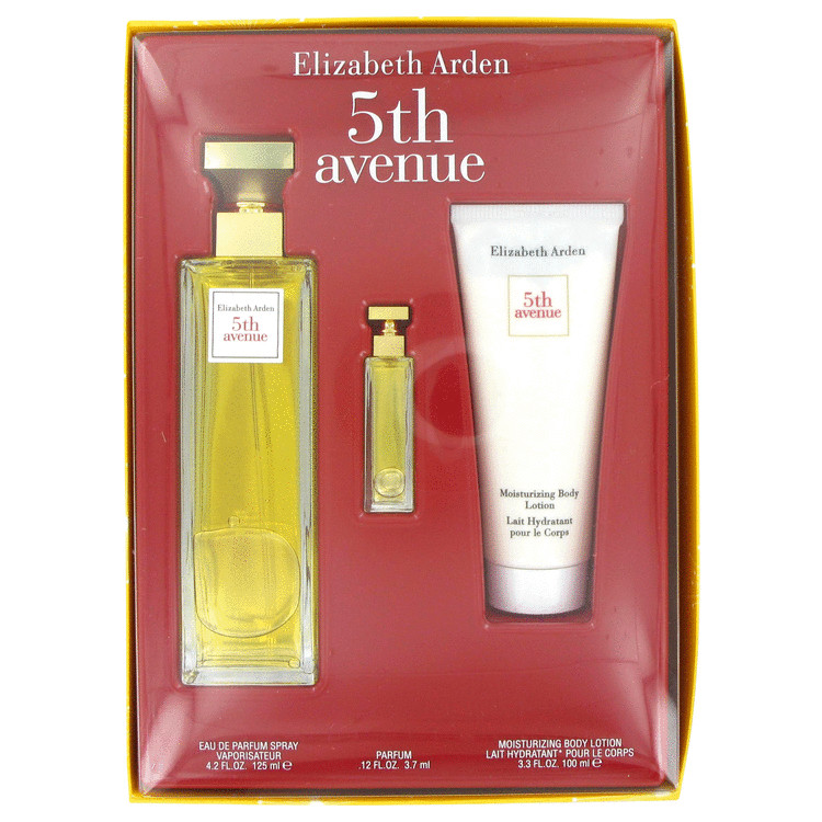 5th Avenue Perfume by Elizabeth Arden Gift Set 3