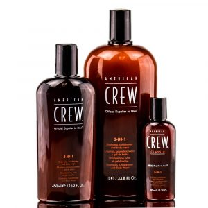 AMERICAN CREW by American Crew 3 In 1 (Shampoo