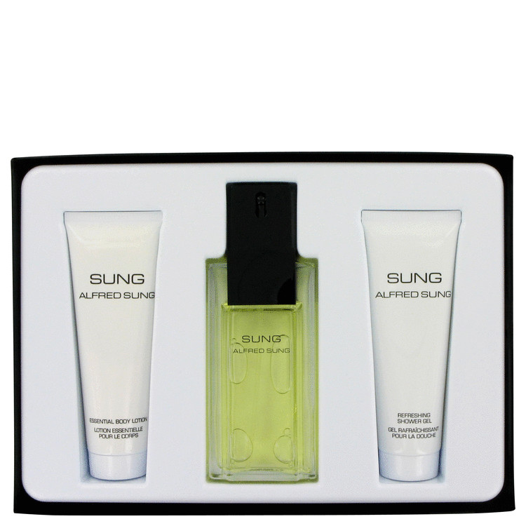 Alfred Sung Perfume by Alfred Sung Gift Set