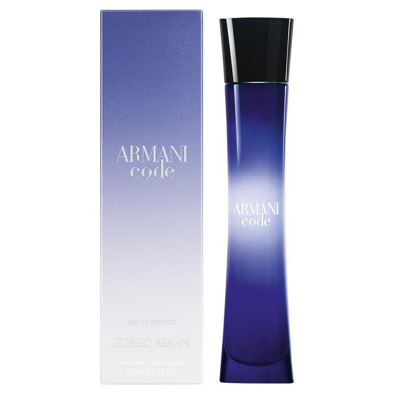 Armani Code by Giorgio Armani EDP Spray 75ml