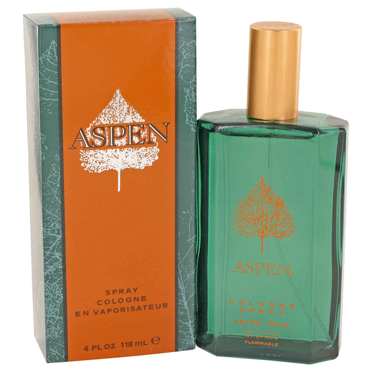 Aspen Cologne by Coty Cologne Spray 120ml