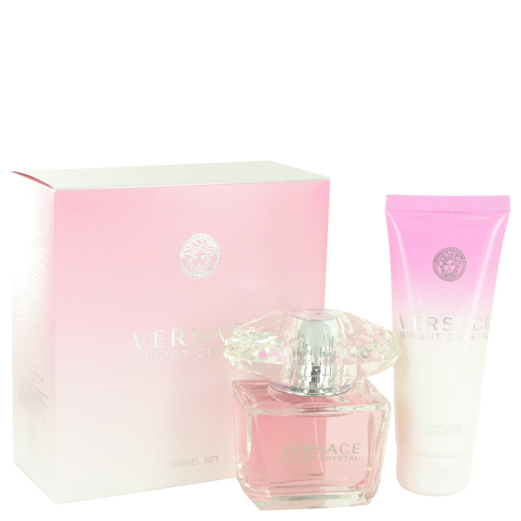 Bright Crystal Perfume by Versace Gift Set