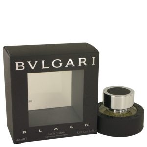Bvlgari Black (Bulgari) Cologne by Bvlgari EDT (Unisex) 38ml