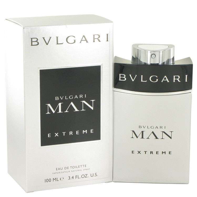 Bvlgari Man Extreme Cologne by Bvlgari EDT 100ml