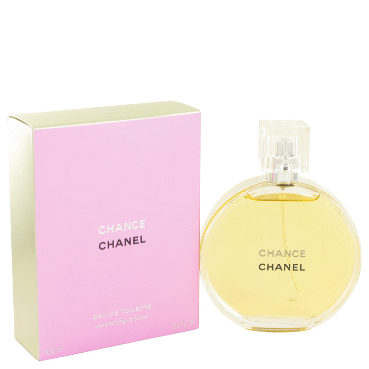 Chance by Chanel EDT Spray 100ml