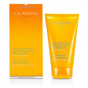 Clarins After Sun Gel Ultra Soothing Skincare 150ml