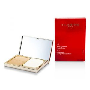 Clarins Everlasting Compact Foundation SPF 15 # 110 Honey Face Care 10ml