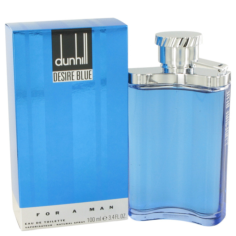 Desire Blue Cologne by Alfred Dunhill EDT 100ml