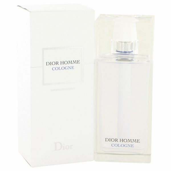 Dior Homme Cologne by Christian Dior Cologne Spray 125ml