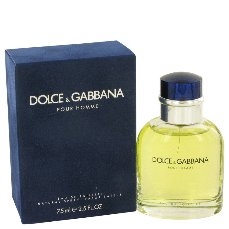 Dolce & Gabbana Cologne by Dolce & Gabbana EDT 75ml