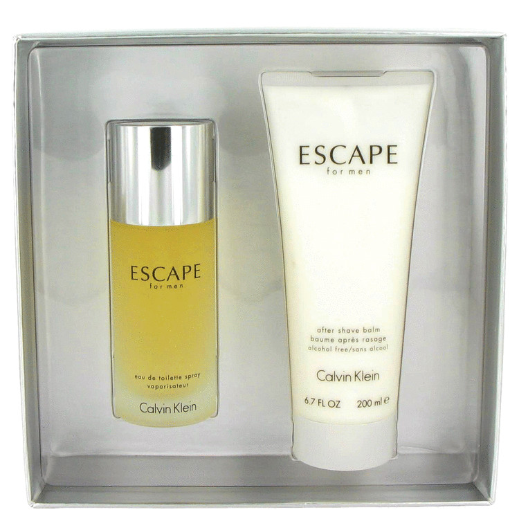 Escape Cologne by Calvin Klein Gift Set