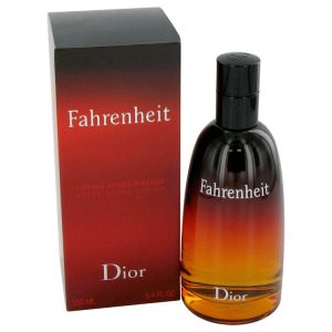 Fahrenheit Cologne by Christian Dior After Shave 100ml