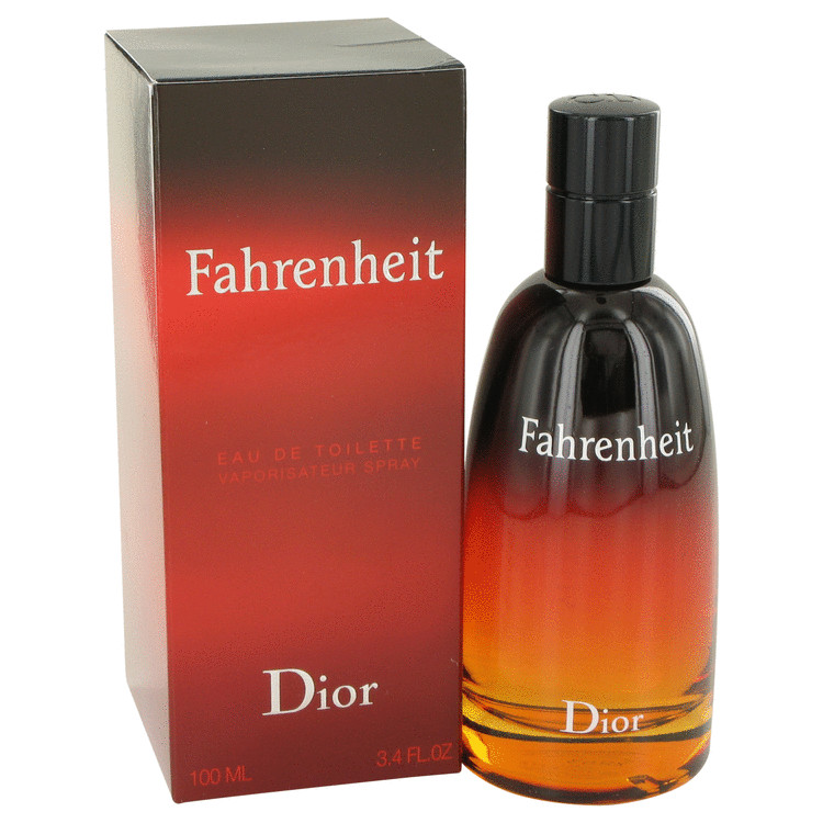 Fahrenheit Cologne by Christian Dior EDT 100ml