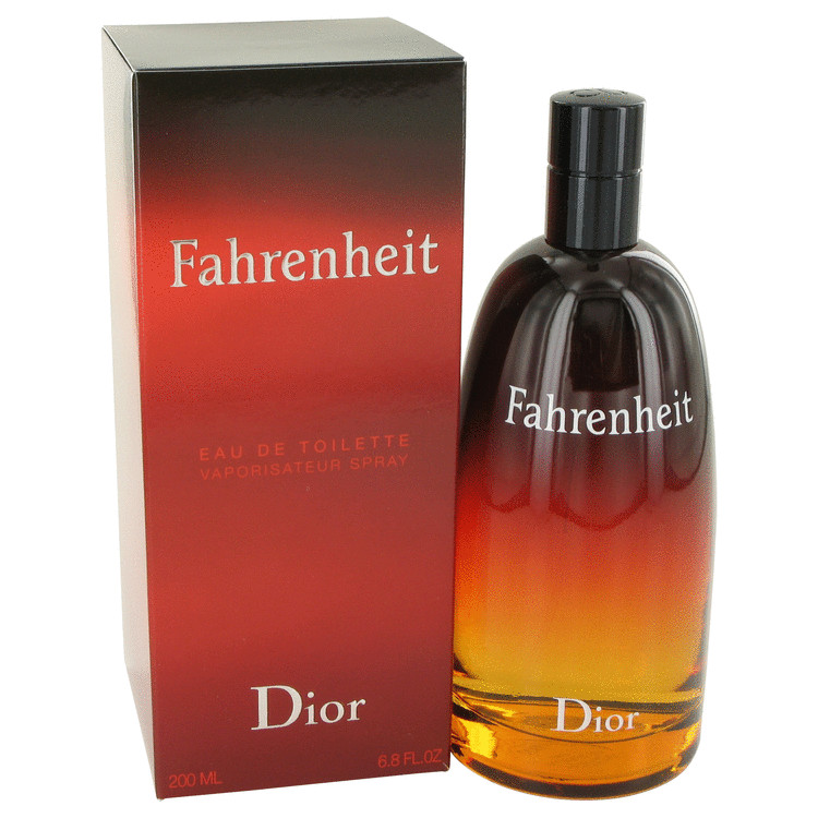Fahrenheit Cologne by Christian Dior EDT 200ml