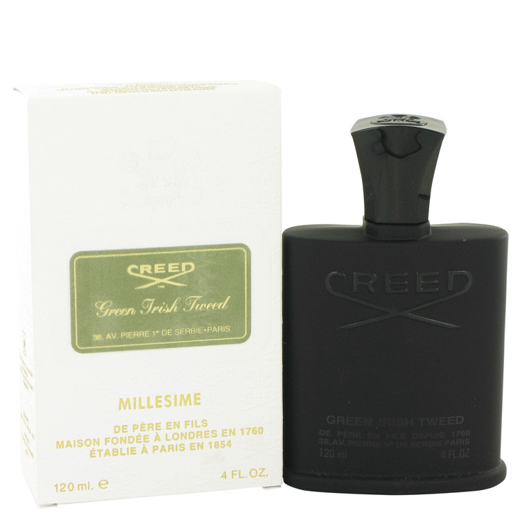 Green Irish Tweed Cologne by Creed Millesime Spray 120ml