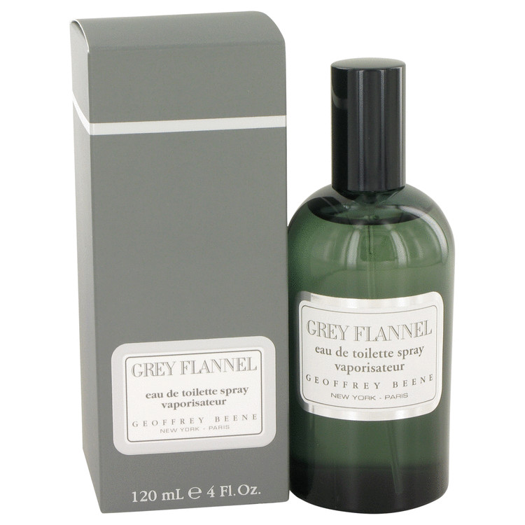 Grey Flannel Cologne by Geoffrey Beene EDT 120ml