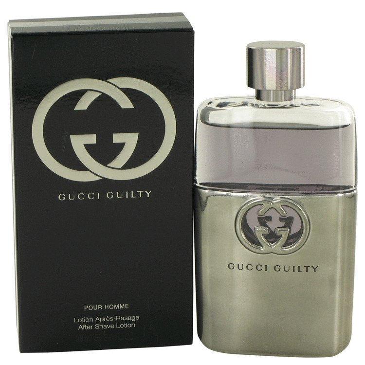 Gucci Guilty Cologne by Gucci After Shave 90ml