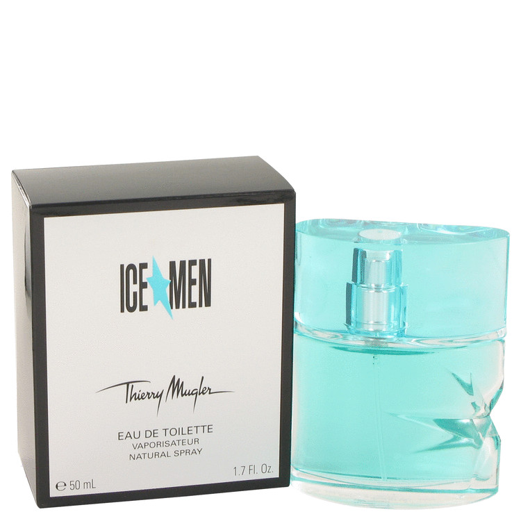 Ice Men Cologne by Thierry Mugler EDT 50ml