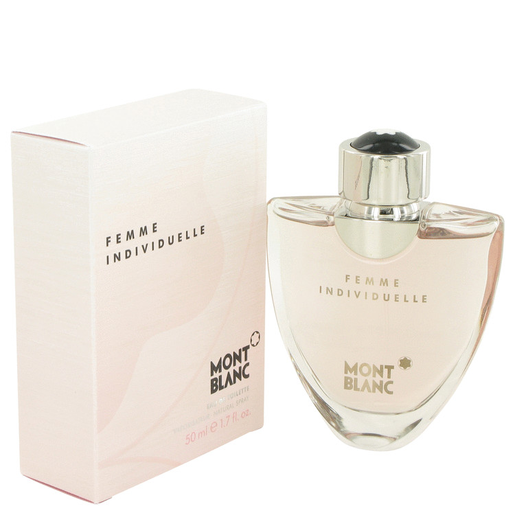 Individuelle Perfume by Mont Blanc EDT 50ml