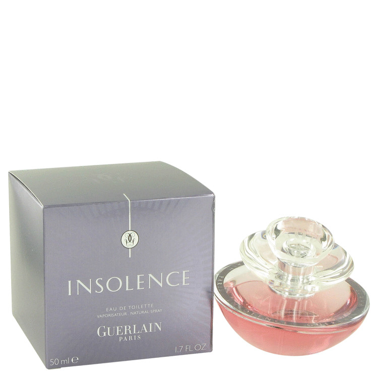 Insolence Perfume by Guerlain EDT 50ml (Reformulated)