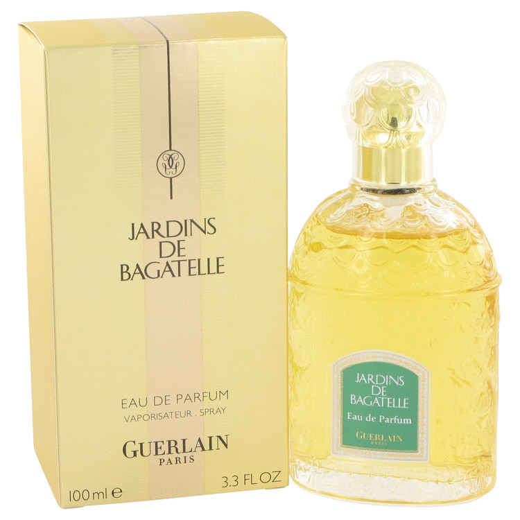 Jardins de Bagatelle Perfume by Guerlain EDP 100ml