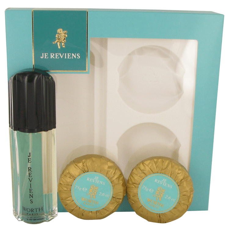 Je Reviens by Worth Gift Set