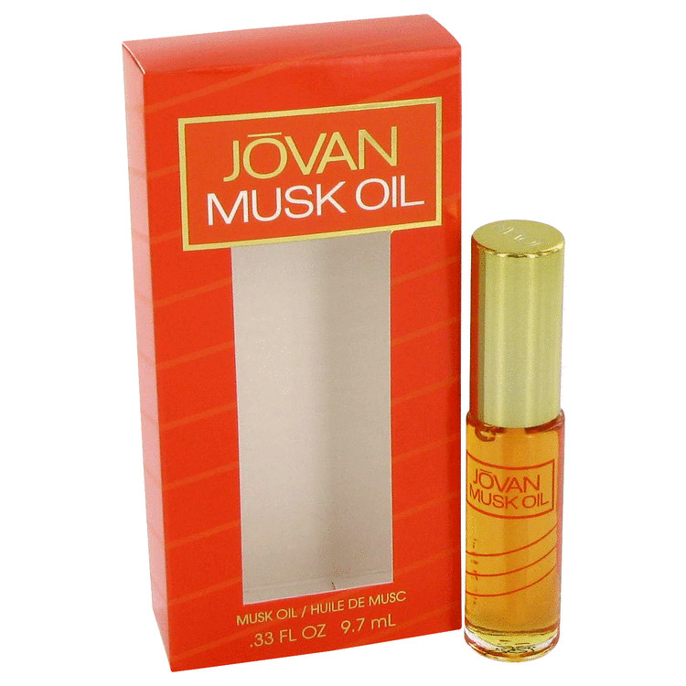 Jovan Musk by Jovan Oil with Applicator 10ml