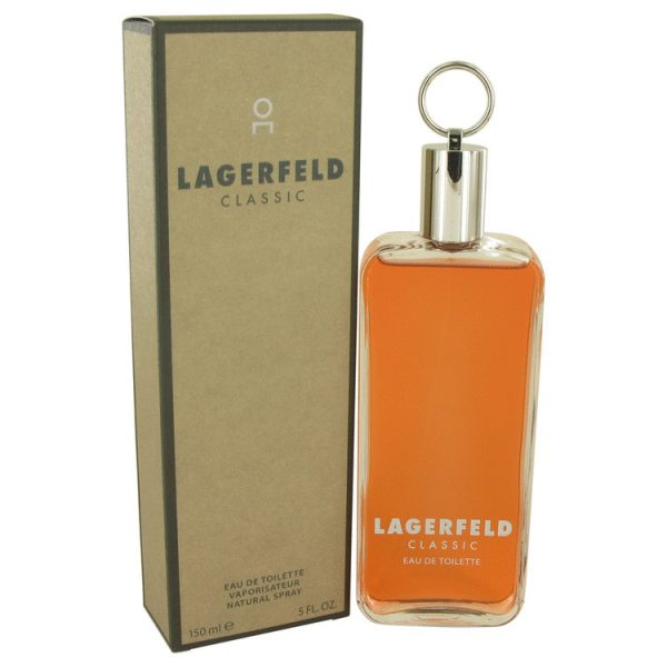 Lagerfeld by Karl Lagerfeld EDT Spray 150ml