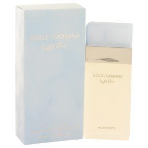 Light Blue Perfume by Dolce & Gabbana EDT 50ml