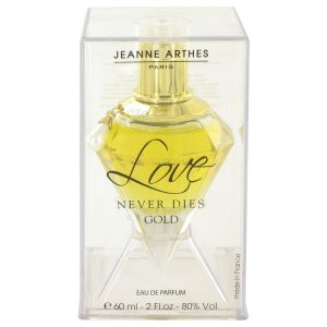 Love Never Dies Gold Perfume by Jeanne Arthes EDP 60ml