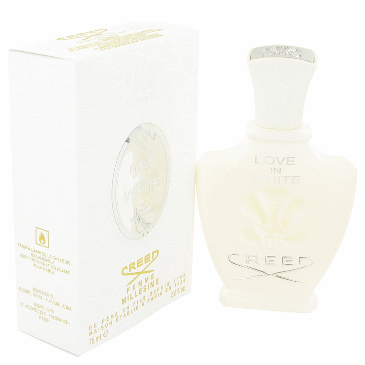 Love in White Perfume by Creed Millesime EDP 75ml