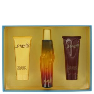 Mambo Cologne by Liz Claiborne Gift Set