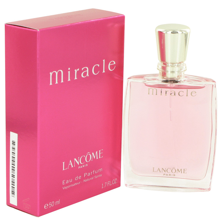 Perfume By Lancome 50ml Miracle Edp Fcul5T1KJ3
