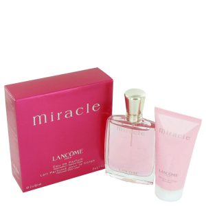 Miracle Perfume by Lancome Gift Set