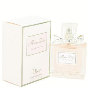Miss Dior (Miss Dior Cherie) Perfume by Christian Dior EDT (New Packaging) 50ml