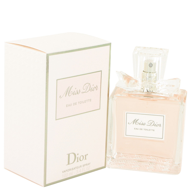 Miss Dior Perfume by Christian Dior EDT (New Pkg) 100ml