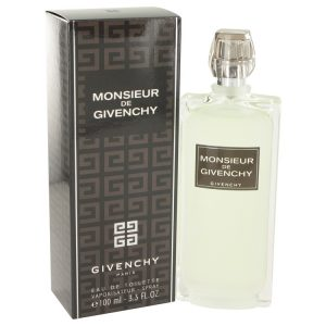 Monsieur Givenchy Cologne by Givenchy EDT 100ml