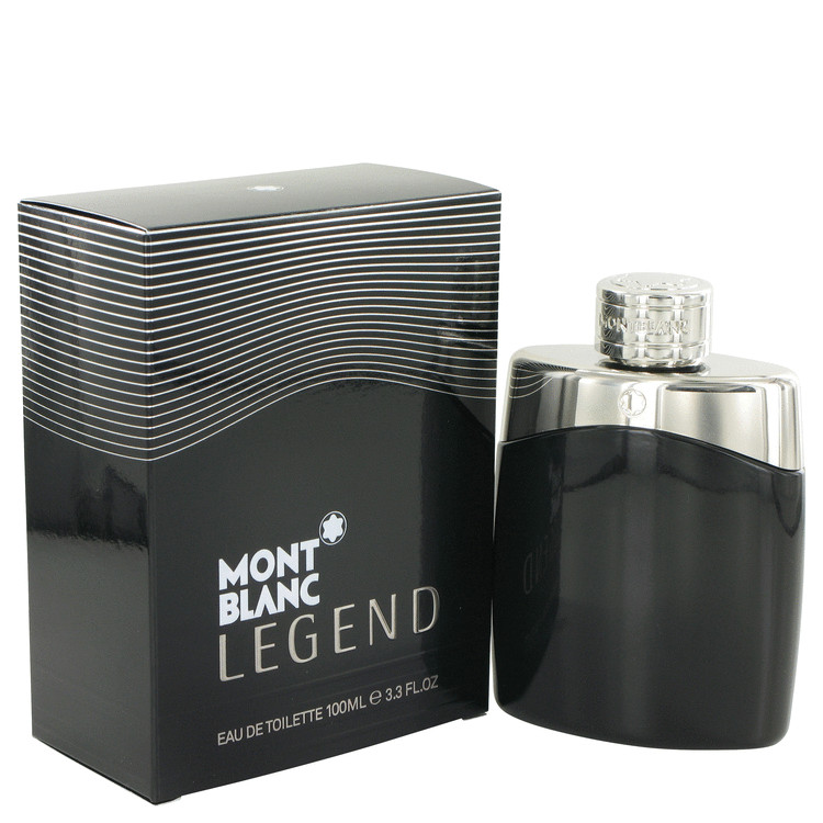Mont Blanc Legend Cologne by Mont Blanc EDT 100ml