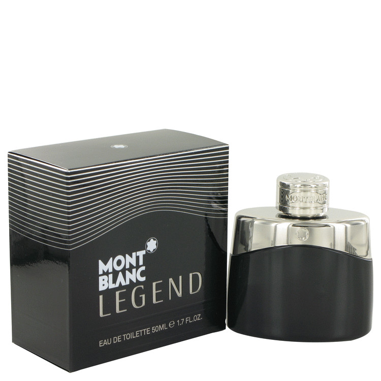 Mont Blanc Legend Cologne by Mont Blanc EDT 50ml