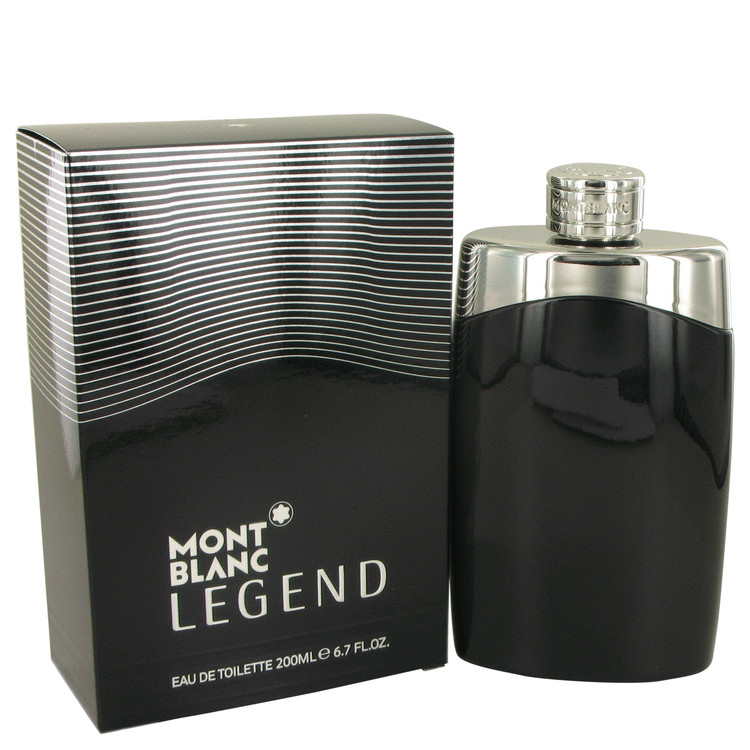 Mont Blanc Legend by Mont Blanc EDT Spray 200ml