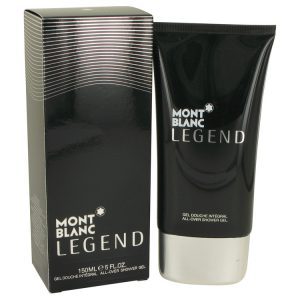Mont Blanc Legend by Mont Blanc Female Shower Gel 150ml