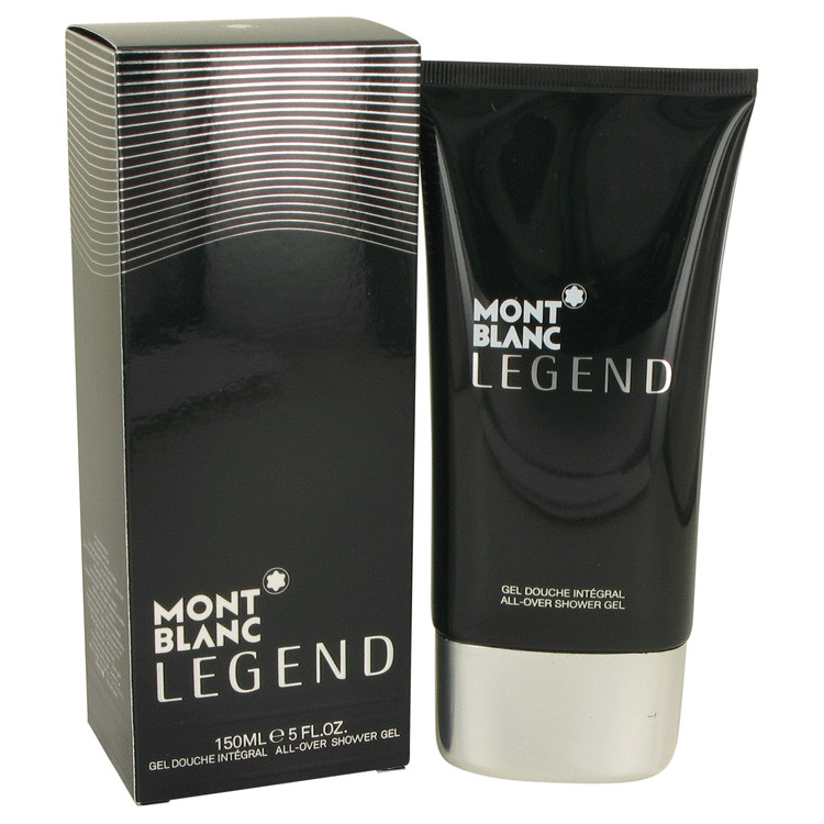 Mont Blanc Legend by Mont Blanc Shower Gel 150ml