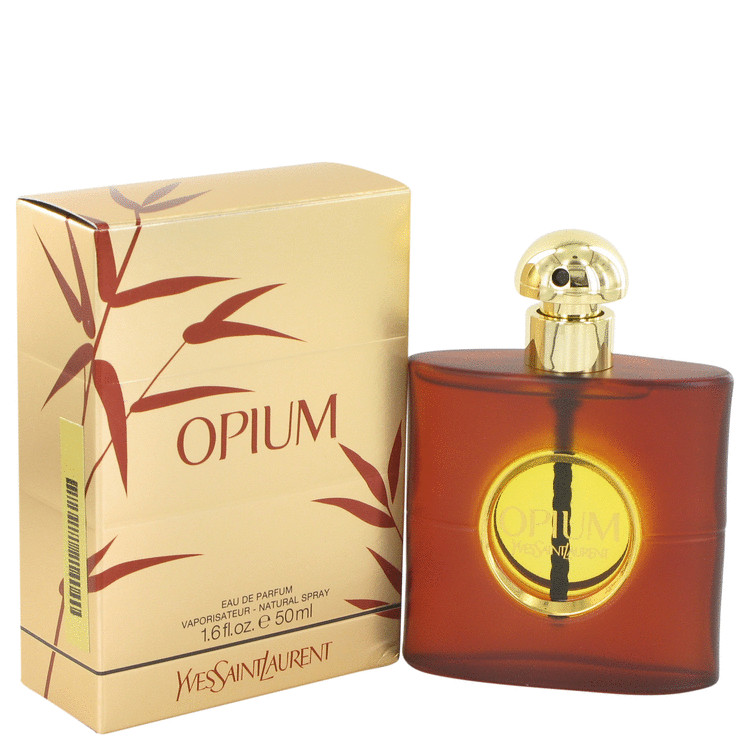 Opium Perfume by Yves Saint Laurent EDP (New Packaging) 50ml
