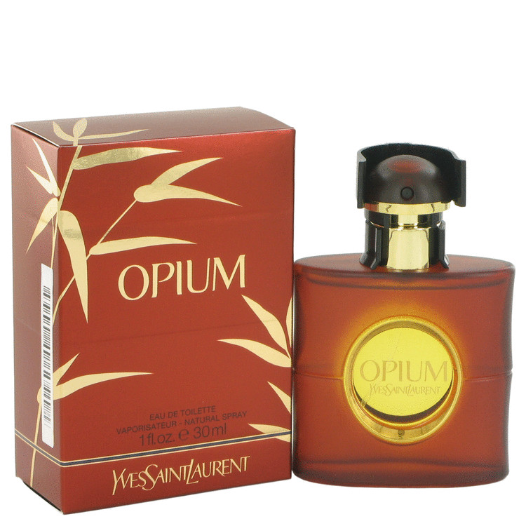 Opium Perfume by Yves Saint Laurent EDT (New Packaging) 30ml
