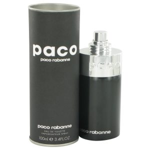 Paco Unisex (Silver Bottle) by Paco Rabanne EDT 100ml