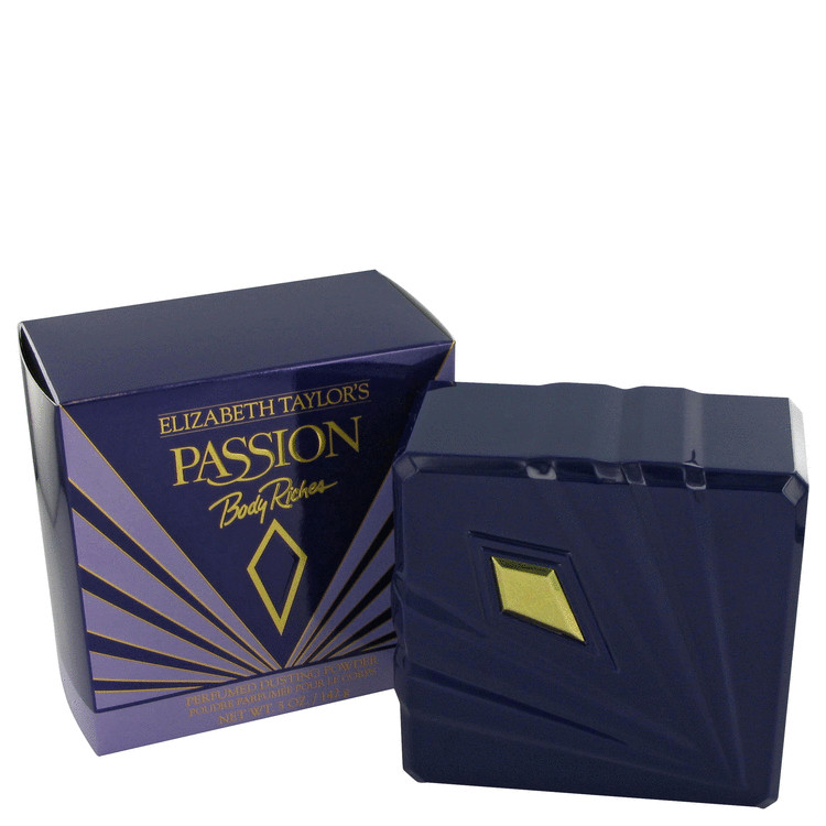 Passion Perfume by Elizabeth Taylor Dusting Powder 150ml