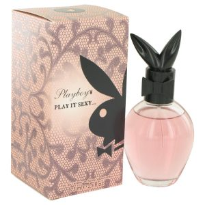 Playboy Play It Sexy Perfume by Coty EDT 75ml