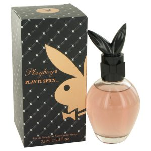Playboy Play It Spicy Perfume by Coty EDT 75ml